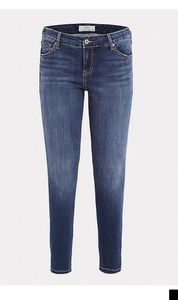 Torrid Classic Skinny Jean-Vintage Stretch Medium